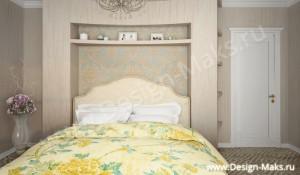 Дизайн спальни современной