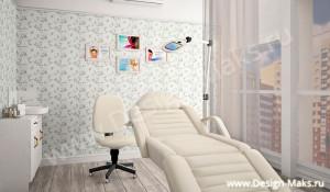 Дизайн косметологического кабинета
